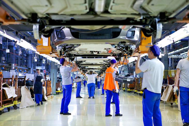 Как делают Datsun on-DO на АвтоВАЗе