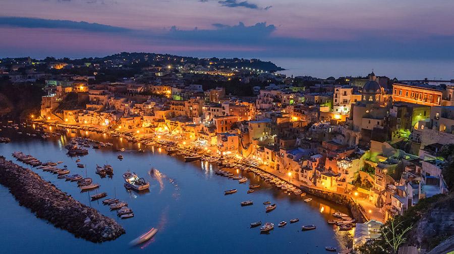 Прочида, Италия