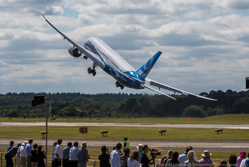 Дримлайнера 787-9