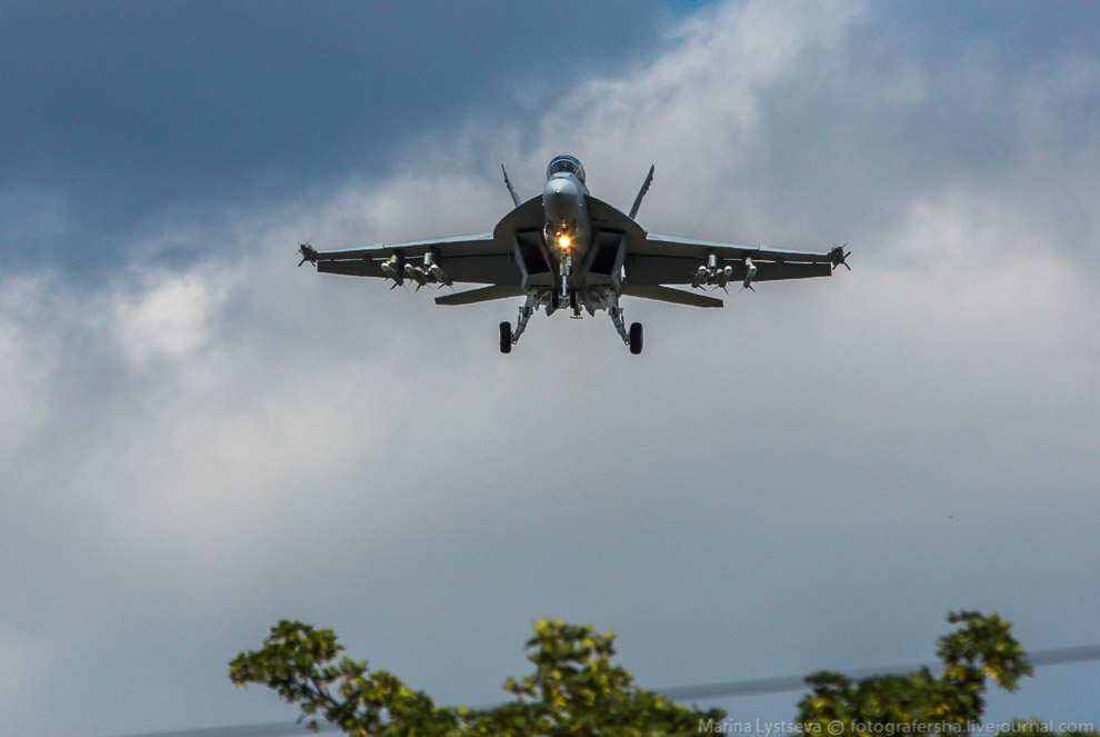 F-18 Супер Хорнет