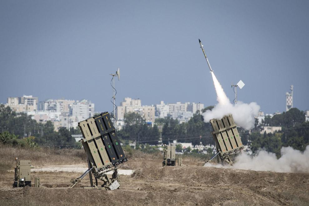 Система израильской противоракетной обороны «Железный купол»