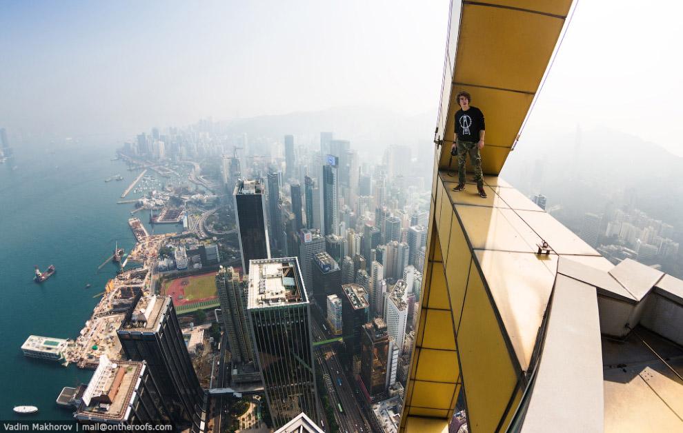 Третье по высоте здание - Центра плаза