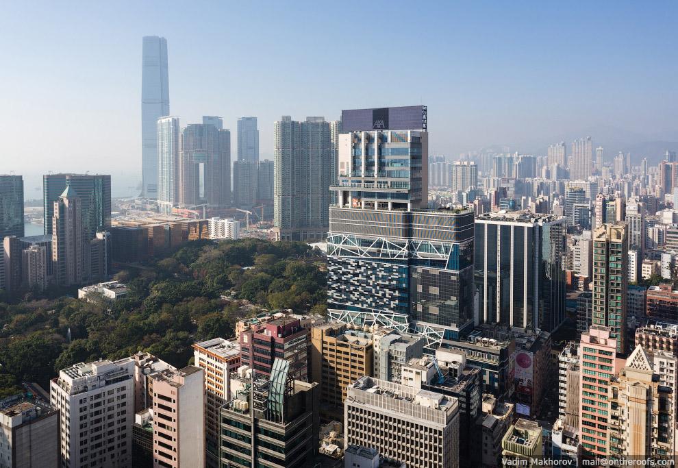 Район Kowloon