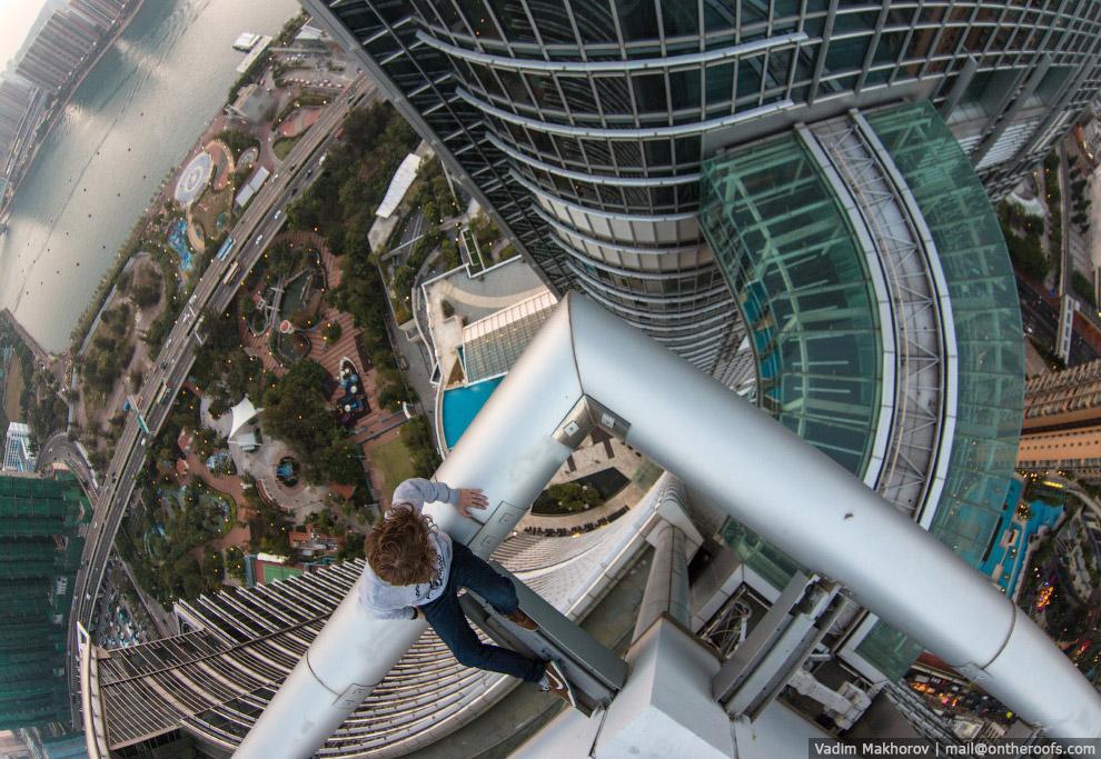 Гонконг в высоты птичьего полета