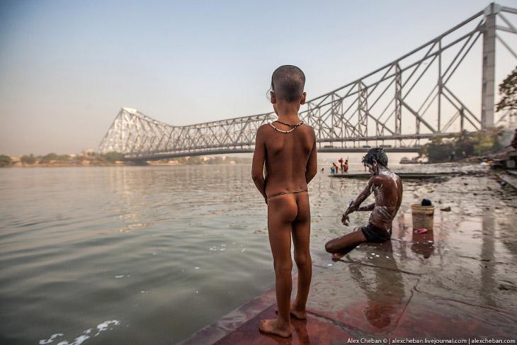 Прогулка по Калькутте