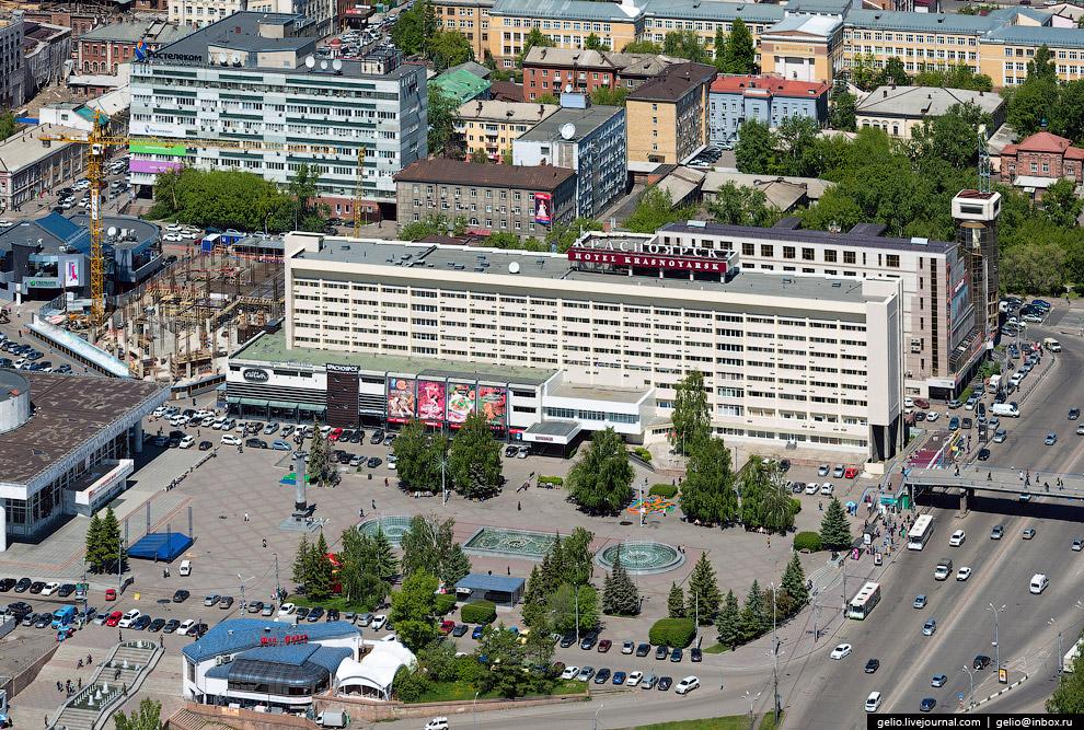 Гостиница «Красноярск»