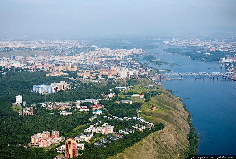 Красноярский Академгородок