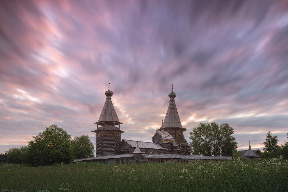 Кенозеро в Архангельской области