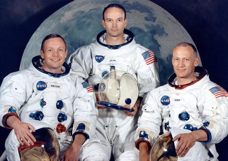 Экипаж корабля «Аполлон-11»