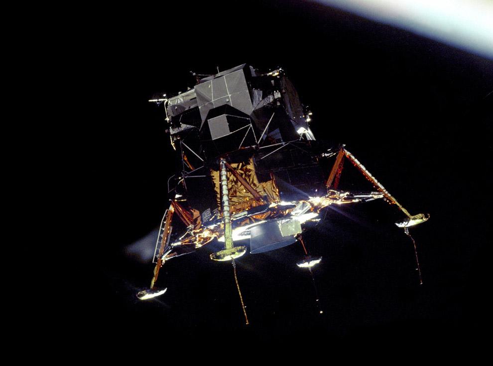 Лунный модуль «Орел»