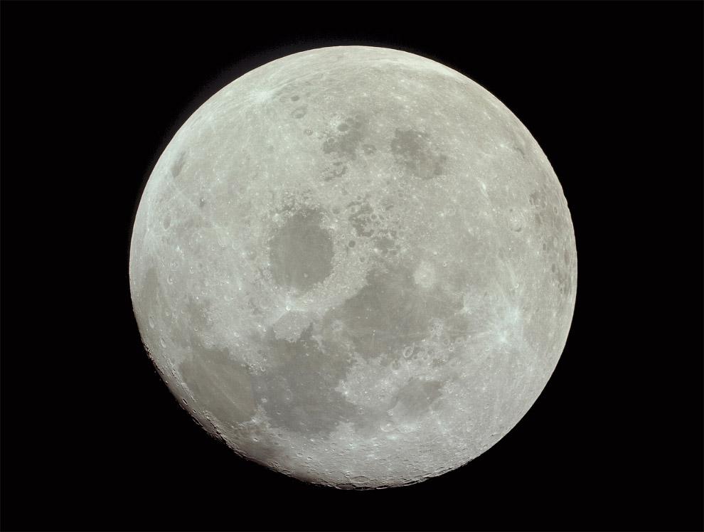 Последний взгляд на Луну