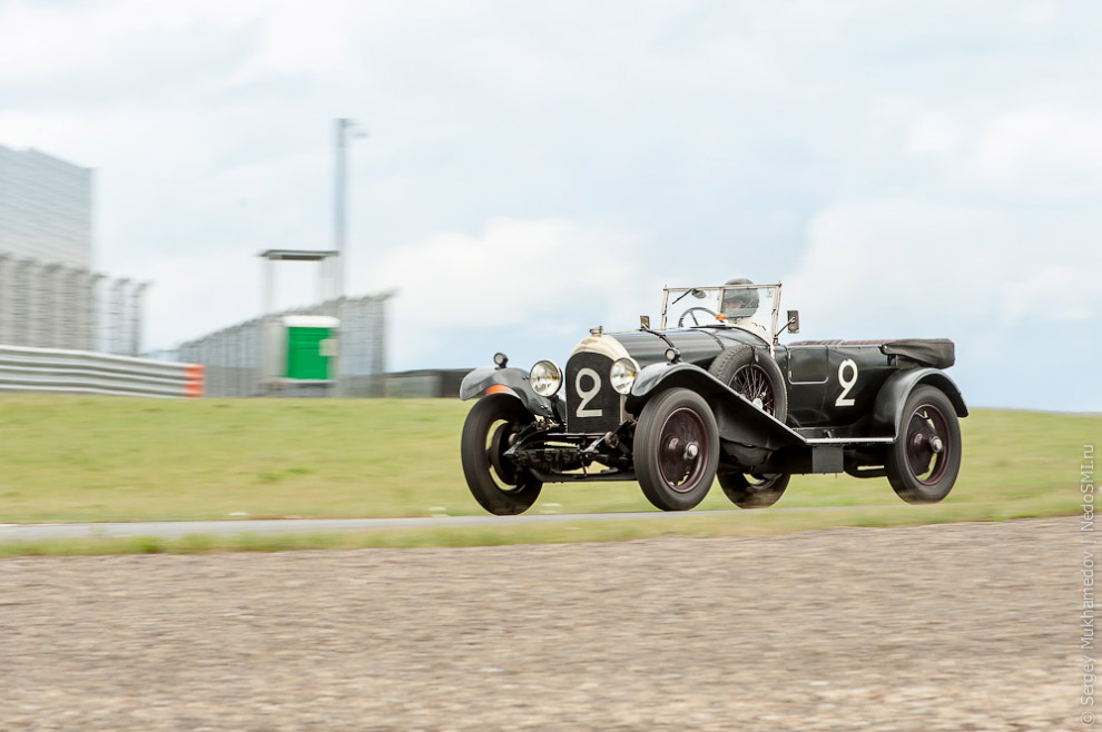 Bentley 3 Litre Speed Tourer 1925