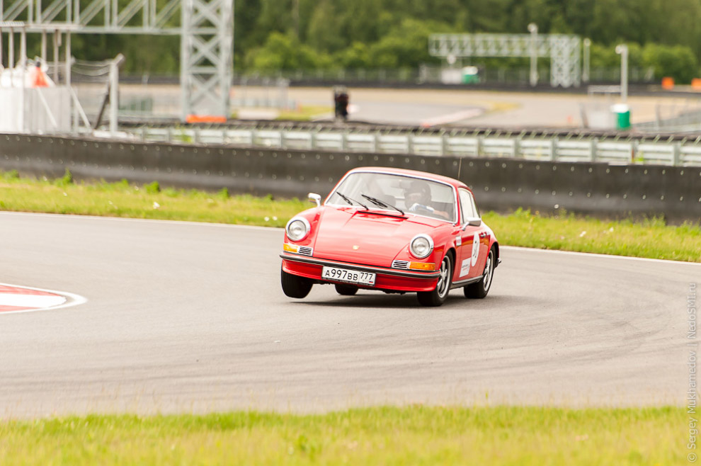 Porsche 911T 1970