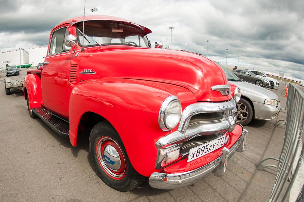 Chevrolet 3100 1954 года