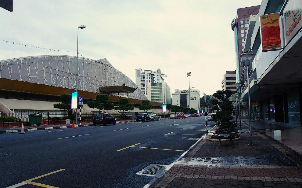 Бандар-Сери-Бегаван (Бруней)