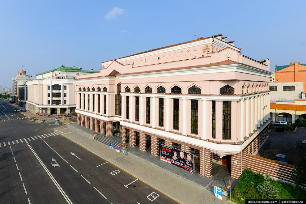 Концертный зал им. С. Сайдашева