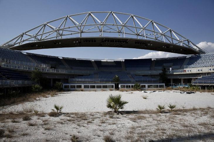 Олимпиада в Афинах: 10 лет спустя