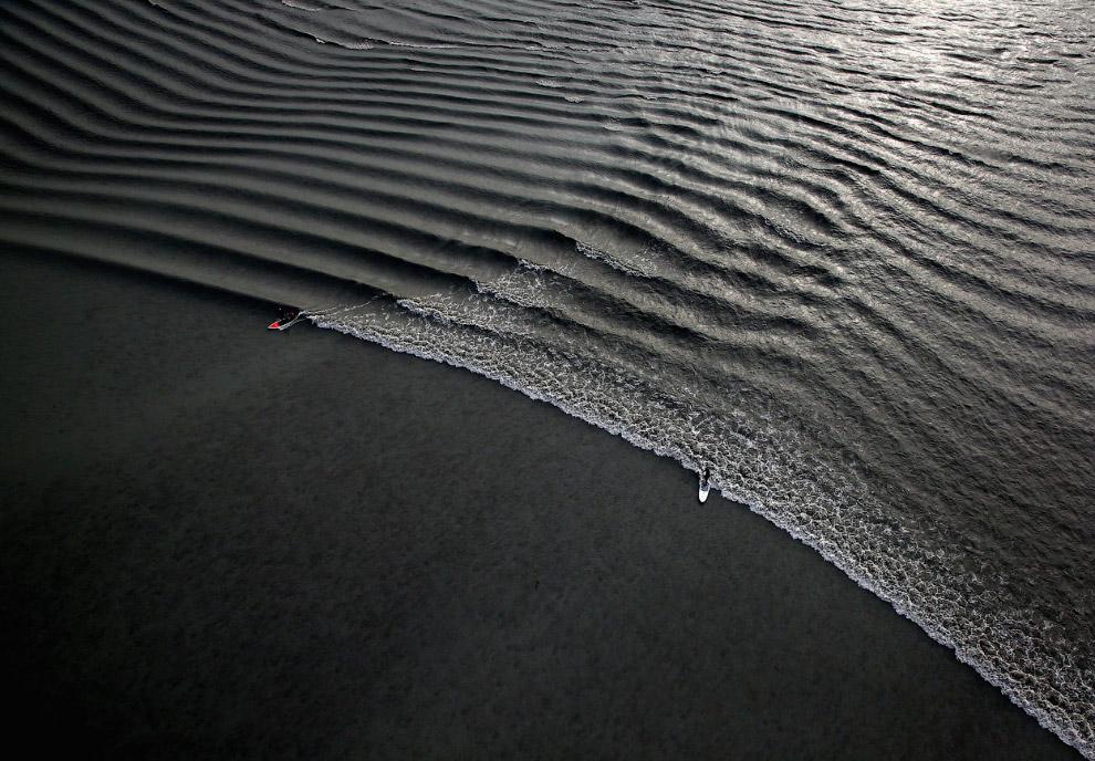 Приливная волна и сеферы, Тернагейн-Арм