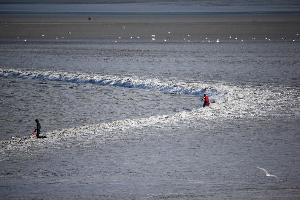 Аляска: на гребне волны