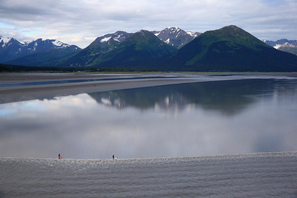 Арм Тернагейн, Аляска