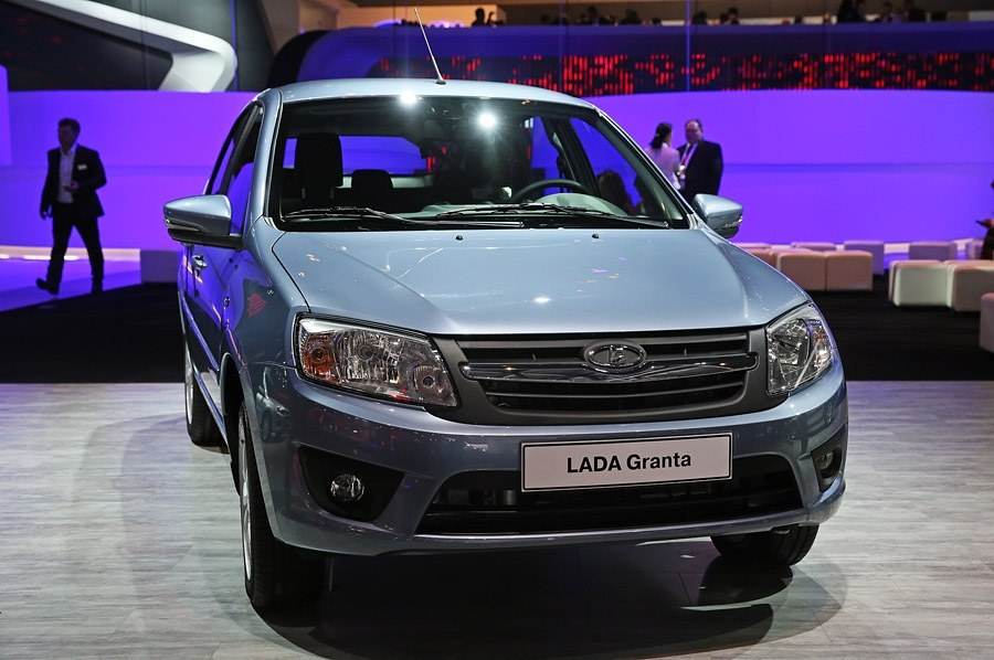 2014 for Lada 07 salon