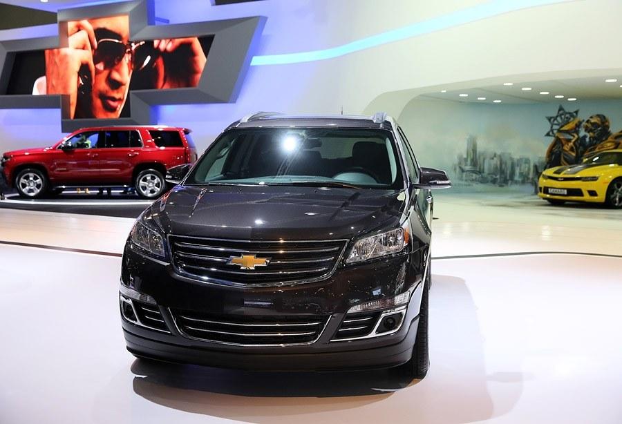 Кроссовер Chevrolet Traverse