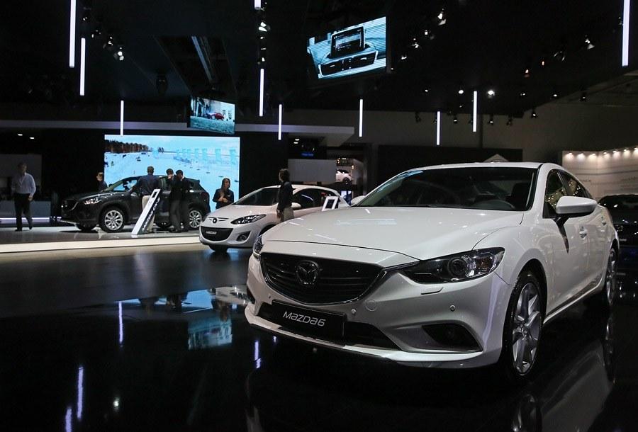 Новая Mazda6