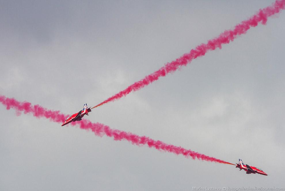 Пилотажная группа Red Arrows