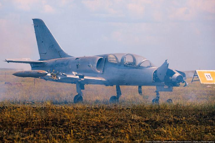 Соревнование военных летчиков Авиадартс 2014