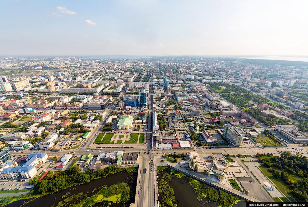 «Кировка» — челябинский Арбат