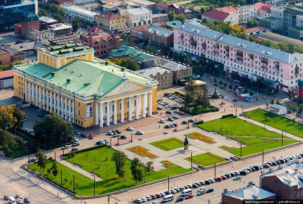 Челябинский Государственный академический театр оперы и балета имени М. И. Глинки