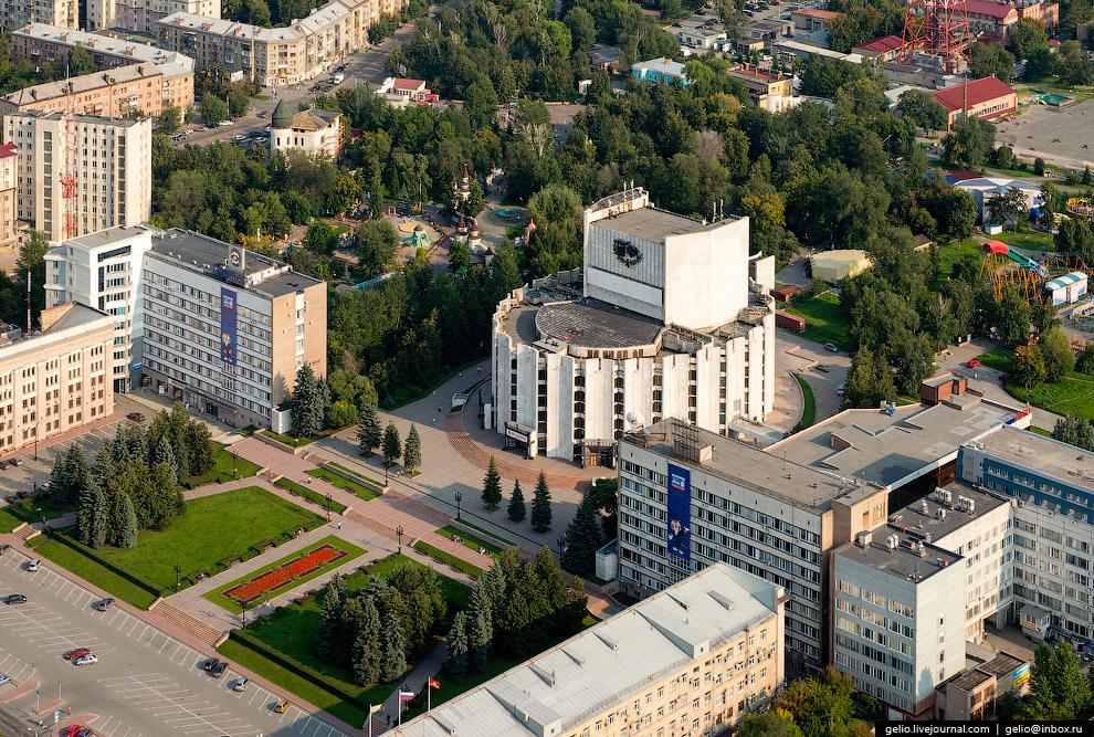 Челябинский академический государственный театр драмы имени Наума Орлова