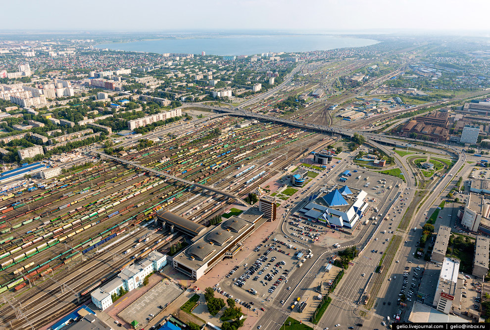Челябинский железнодорожный вокзал