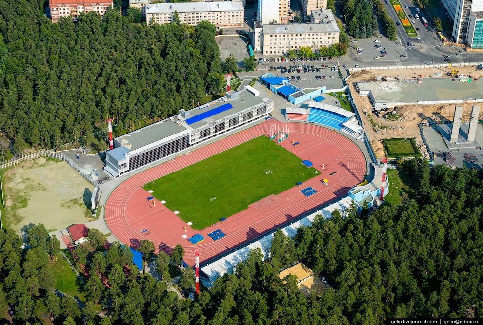 Стадион им. Елесиной