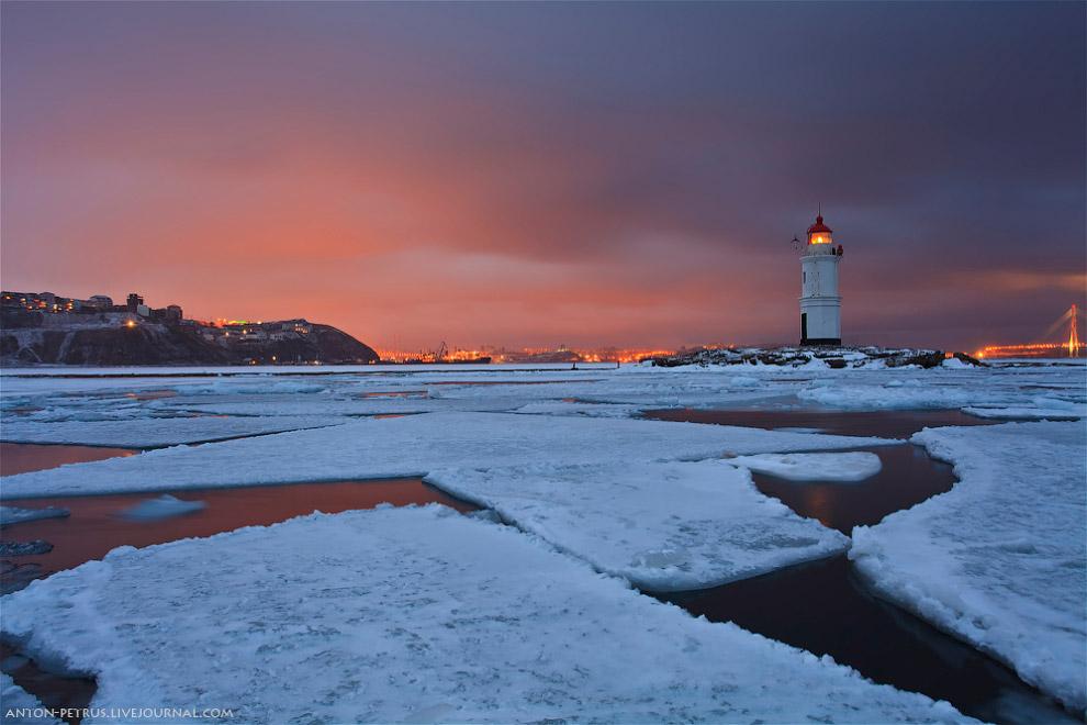 Владивосток, Токаревский маяк