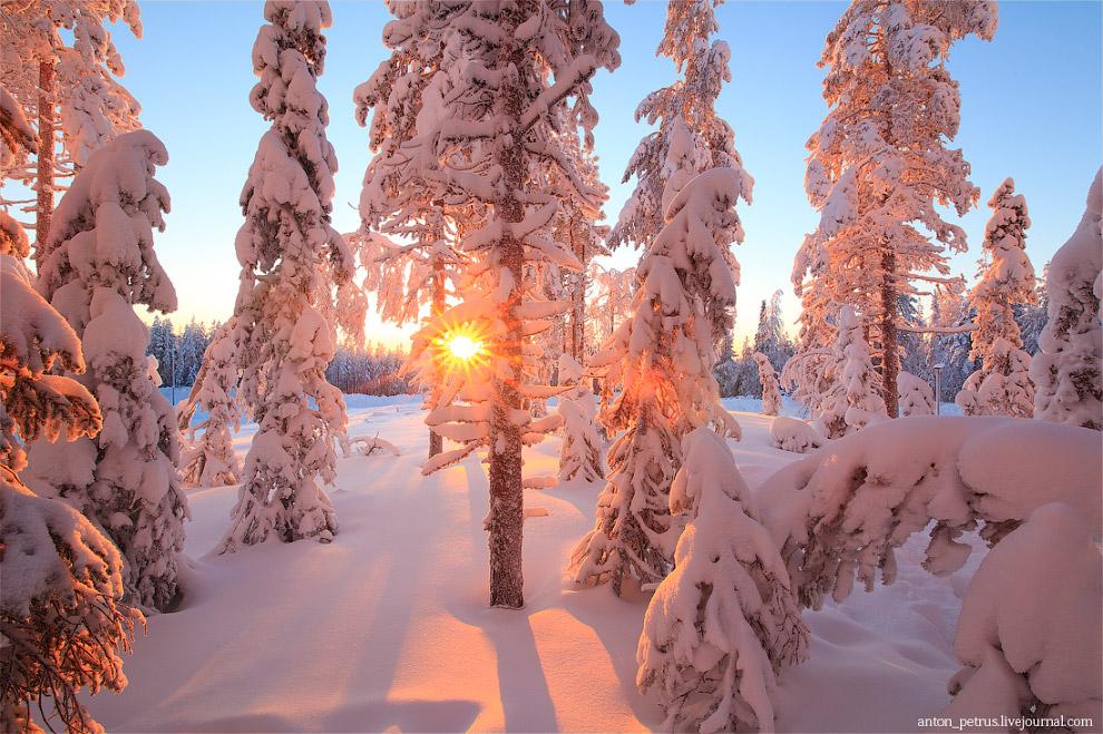 Финляндия, Левитунтури
