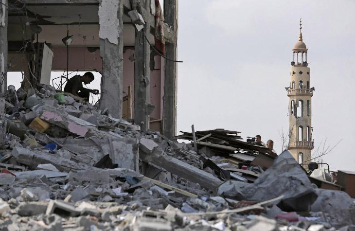 Израиль и сектор Газа