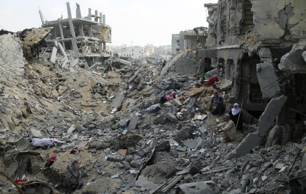 Джабалия – город на севере сектора Газа