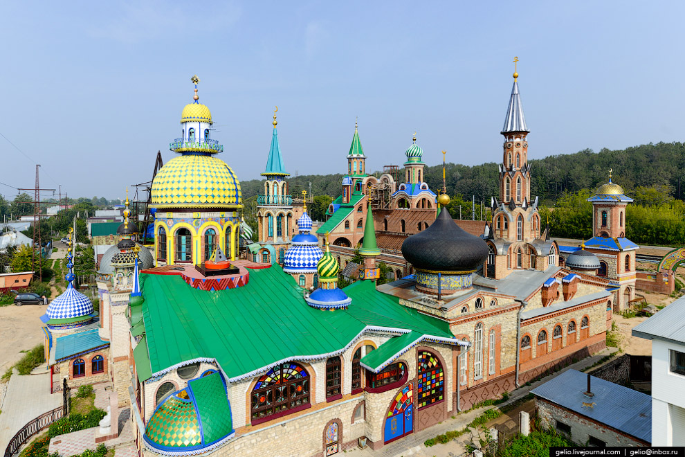 Гостинично-развлекательный комплекс «Казанская Ривьера»