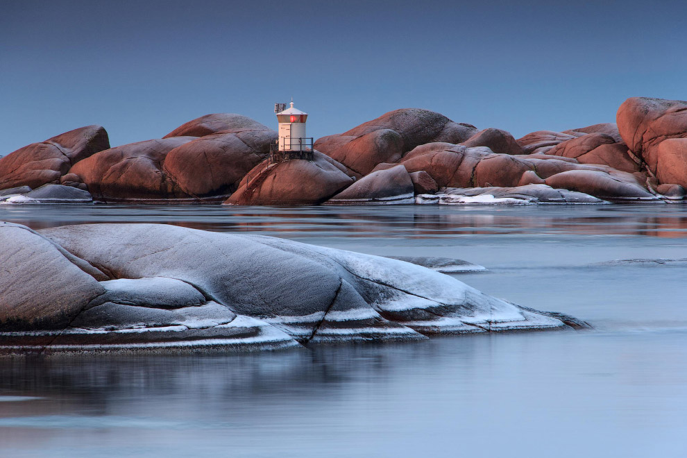 Лисекил, Швеция