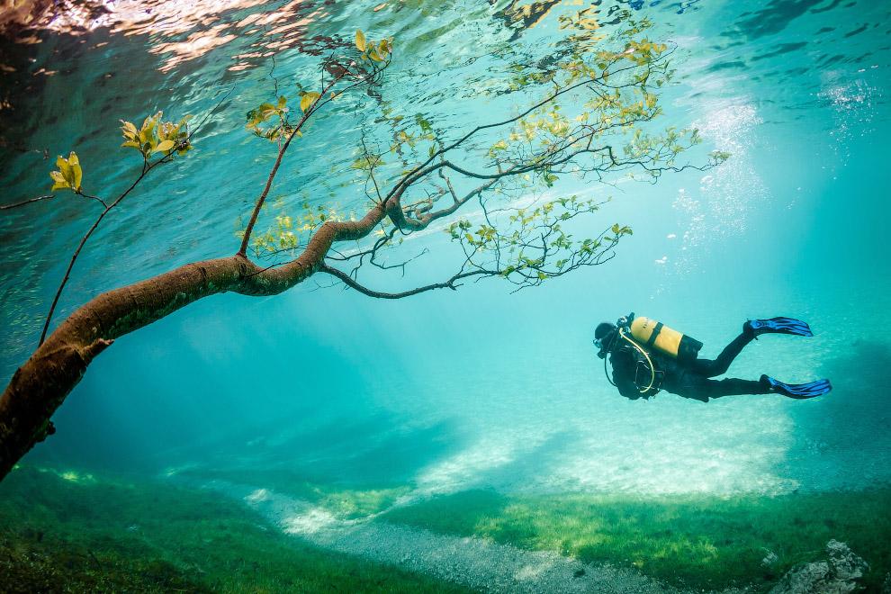 Зальцкаммергут — «страна озер» в федеральной провинции Австрии — Штирии