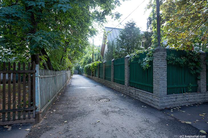 Самая короткая улица Москвы