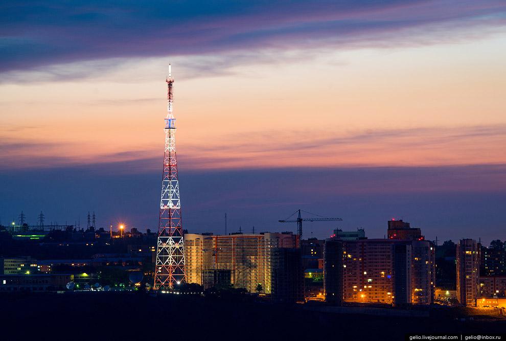 Красноярская телебашня