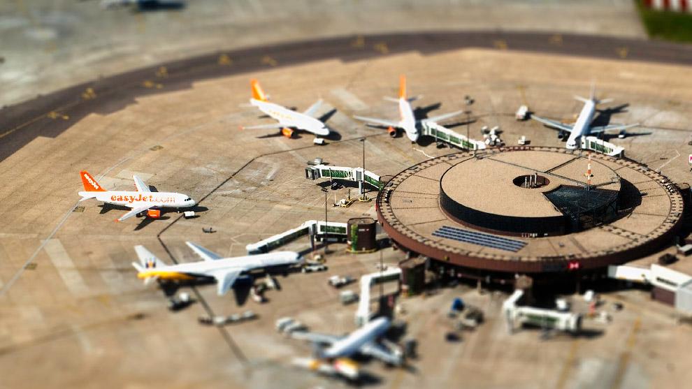 Аэропорт Гатвик, Великобритания