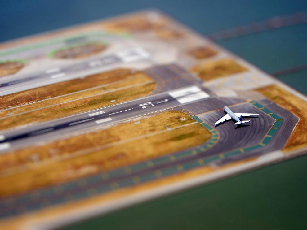 Взлетно-посадочная полоса международного аэропорта Сан-Франциско
