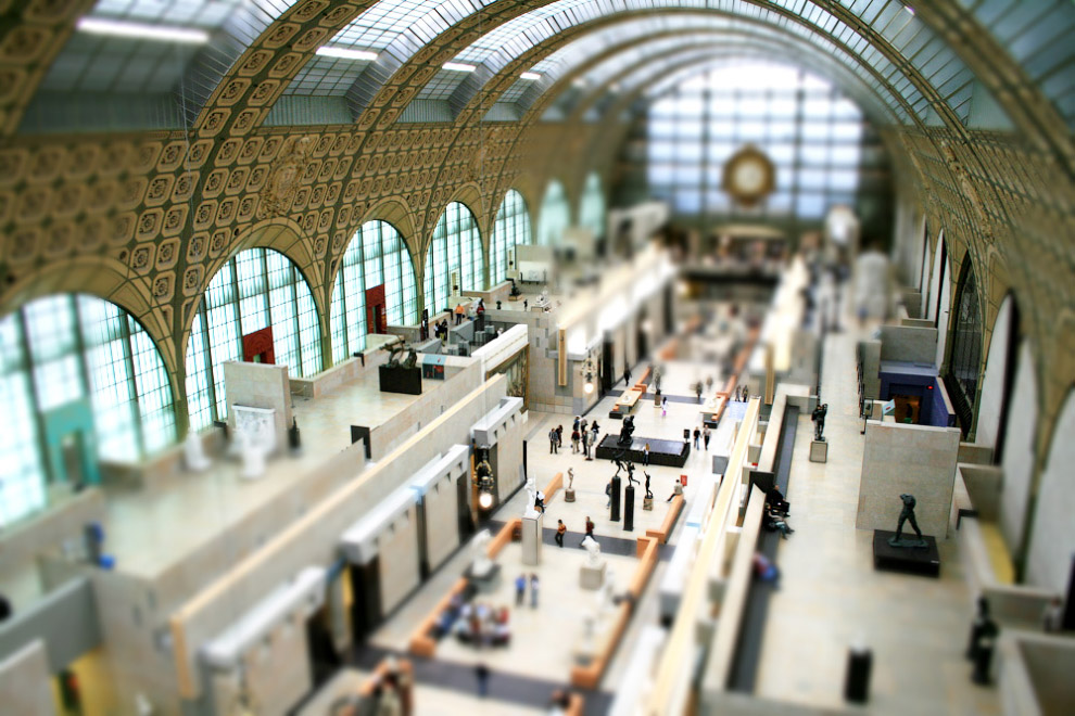 Музей изобразительных и прикладных искусств Орсэ