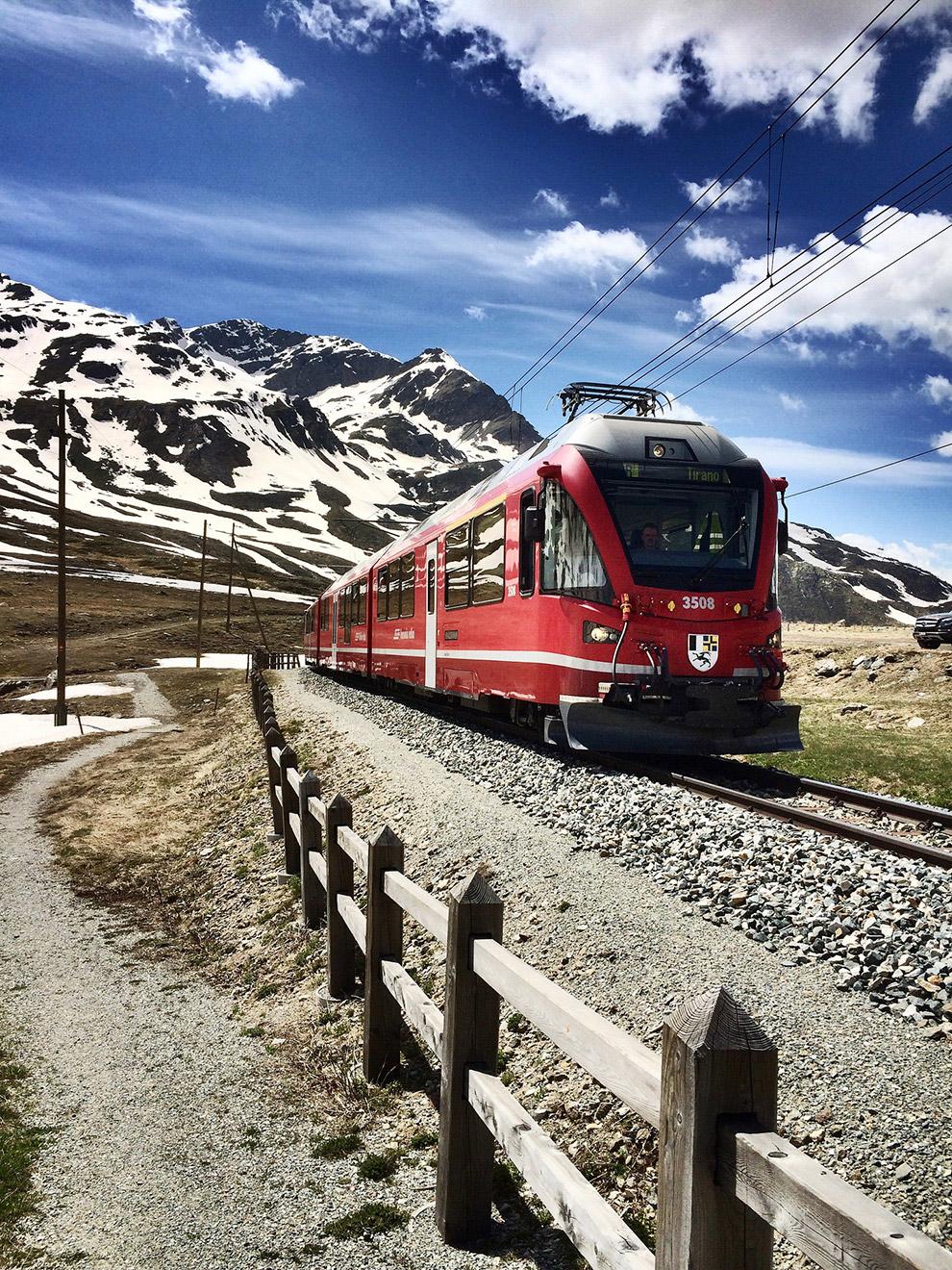 Glacier Express (Швейцария)
