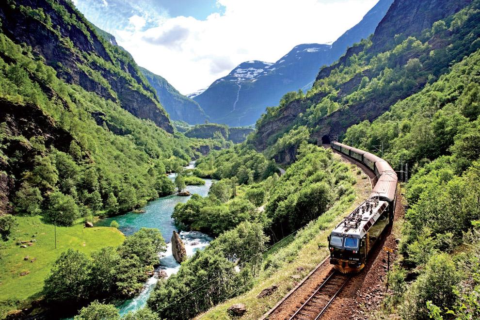 Flam Railway (Норвегия)