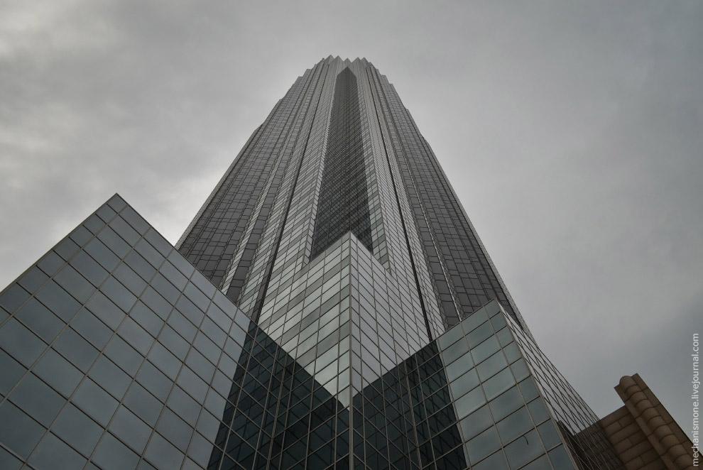 Самое высокое здание на юге США