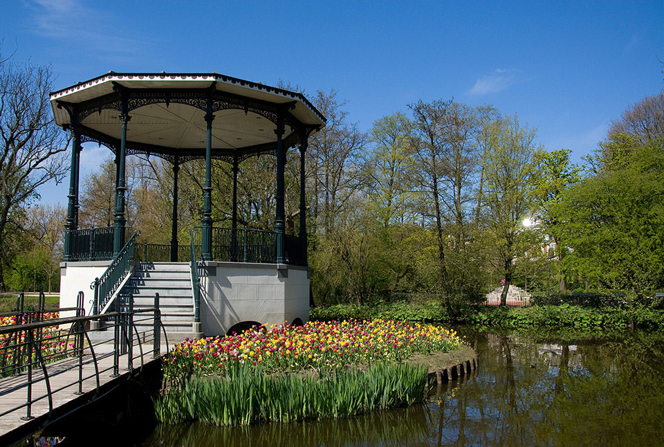 Вонделпарк, Амстердам, Нидерланды